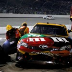 2012_Richmond_April_NASCAR_Sprint_Cup_Race_Kyle_Busch_Pit_Stop