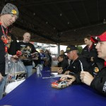 at Richmond International Raceway on April 28, 2012 in Richmond, Virginia.