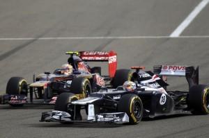 2012 Bahrain Grand Prix - Sunday
