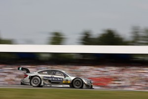 Motorsports / DTM: german touring cars championship 2012, pre season test at Hockenheimring, Germany