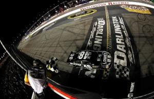 2012_Darlington_May_NASCAR_Sprint_Cup_Race_Jimmie_Johnson_Finish_Line