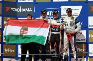FIA WTCC Hungaroring, Hungary 05-06 May 2012
