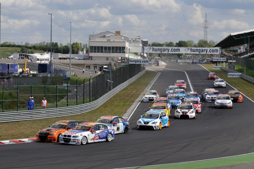FIA WTCC Hungaroring, Hungary 05-06 May 2012