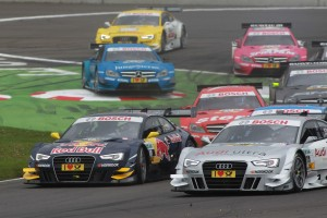 Motorsports / DTM 2012, 2. Race at Lausitzring