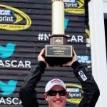 2012_Pocono_June_NASCAR_Sprint_Cup_Series_Race_Joey_Logano_Trophy