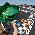 2012_Pocono_June_NASCAR_Sprint_Cup_Series_Race_Start