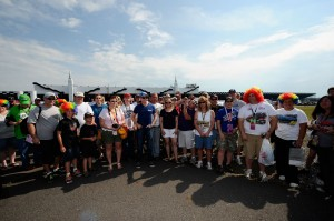 at Pocono Raceway on June 10, 2012 in Long Pond, Pennsylvania.