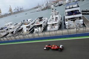 GP EUROPA F1/2012