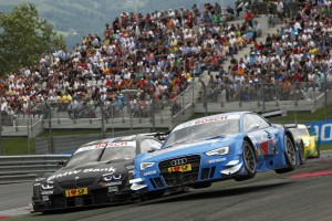 Motorsports / DTM 2012, 4. race at Red Bull Ring
