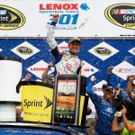 2012 New Hampshire July NASCAR Sprint Cup Kasey Kahne Victory Lane