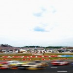 2012 New Hampshire July NASCAR Sprint Cup Turn 1 2 blur
