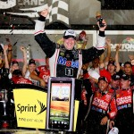 2012_Daytona_July_NASCAR_Sprint_Cup_Series_Race_Tony_Stewart_Victory_Lap