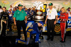 NASCAR: Analyse Kentucky 2012