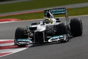 Motorsports: FIA Formula One World Championship 2012, Grand Prix of Great Britain