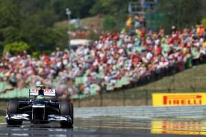 2012 Hungarian Grand Prix - Saturday