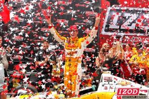 2012 IndyCar Toronto priority