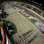 2012_Bristol2_Denny_Hamlin_Takes_Checkered_Flag