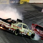 2012_Bristol2_Ryan_Newman_Spins_In_Front_Of_Juan_Pablo_Montoya