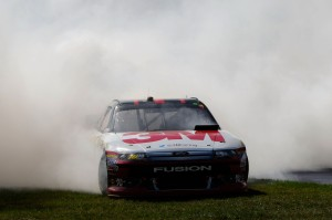 2012_Michigan_Aug_NSCS_Greg_Bifle_burnout