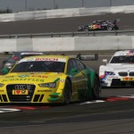 Motorsports / DTM 2012, 6. race at Nuerburgring,