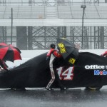 tony-stewart-pocono-rain-august-2012