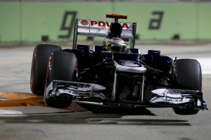 2012 Singapore Grand Prix - Saturday
