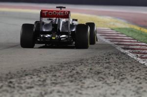 Motorsports: FIA Formula One World Championship 2012, Grand Prix of Singapore