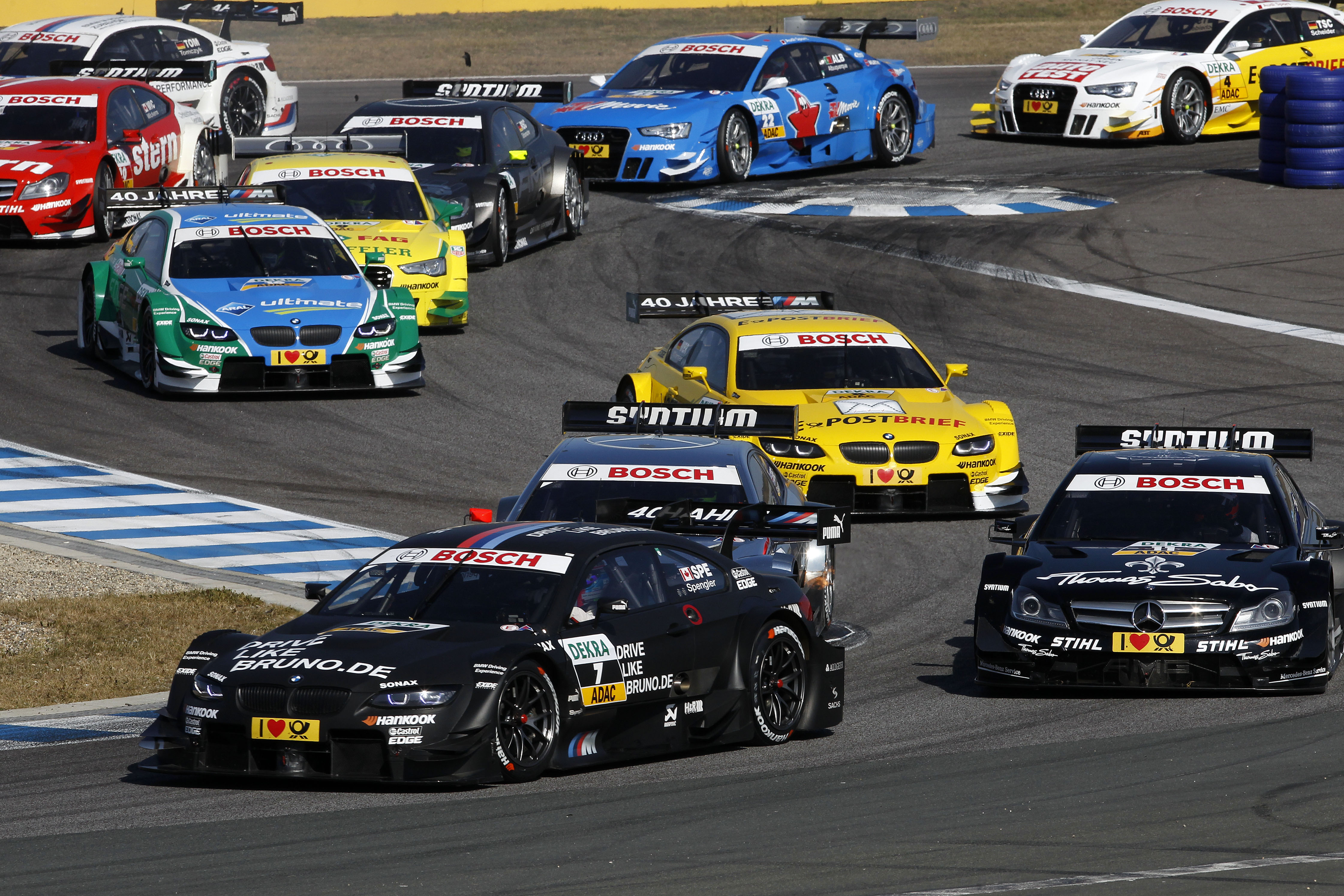 Dtm Rennbericht Oschersleben 2012 Racingblog