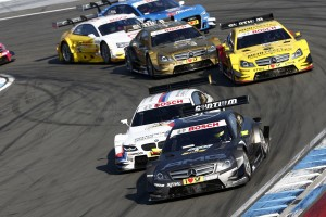 Motorsports / DTM 2012, 10. race in Hockenheim