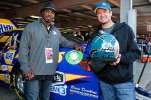 at Dover International Speedway on September 30, 2012 in Dover, Delaware.