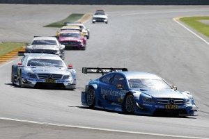 Motorsports / DTM: german touring cars championship 2012, 9. round at Valencia, Spain