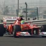 GP INDIA F1/2012