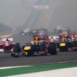 F1 Grand Prix Of India
