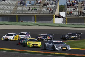 Motorsports / DTM 2012, 9. race at Valencia