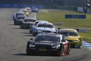 Motorsports / DTM 2012, 10. race at Hockenheim