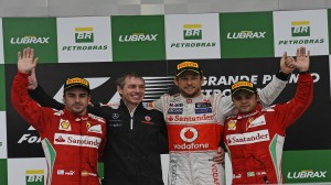 GP BRASILE F1/2012