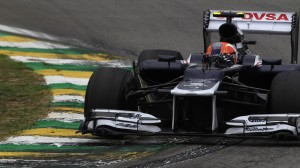 2012 Brazilian Grand Prix - Saturday