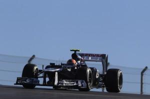 2012 United States Grand Prix - Friday