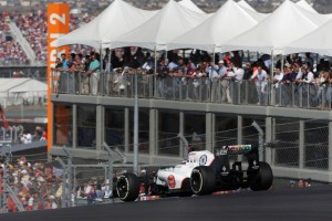 Formel Eins: Analyse GP USA 2012