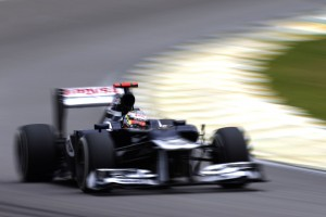 Formel Eins: Rückblick 2012 – Williams