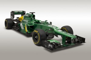 Formel Eins: Caterham CT03 und Marussia MR02 Launch