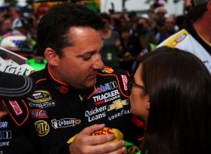 Tony-Stewart-Danica-Patrick-prerace-intro-Daytona-500-2013-nascar