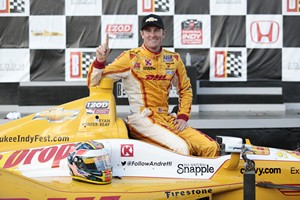 Barber Winner IndyCar: Analyse 2. Rennen im Barber Motorsport Park