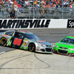 Dale Earnhardt Jr Danica Patrick Martinsville NASCAR April 2013 150x150 NASCAR: Analyse Martinsville April 2013