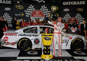 NASCAR: Analyse Richmond April 2013