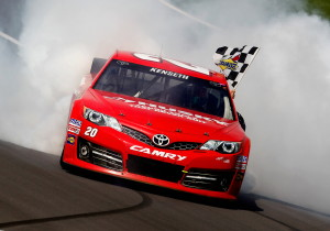 NASCAR: Analyse Kansas April 2013