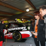 Roma Downey Mark Burnett Martinsville NASCAR April 2013 150x150 NASCAR: Analyse Martinsville April 2013