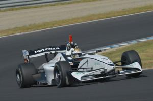Super Formula 2012 Hironobu Yasuda 2