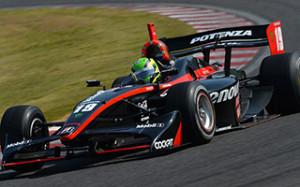 Super Formula 2013 Joao Paulo de Oliveira 300x187 Super Formula Saisonvorschau 2013
