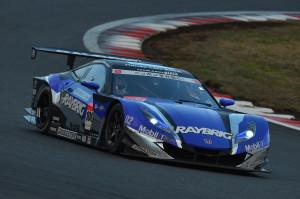 Super GT Fuji 2012 Raybrig HSV-010